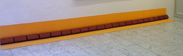 Rittergallery werke for Boden ziegelsteine
